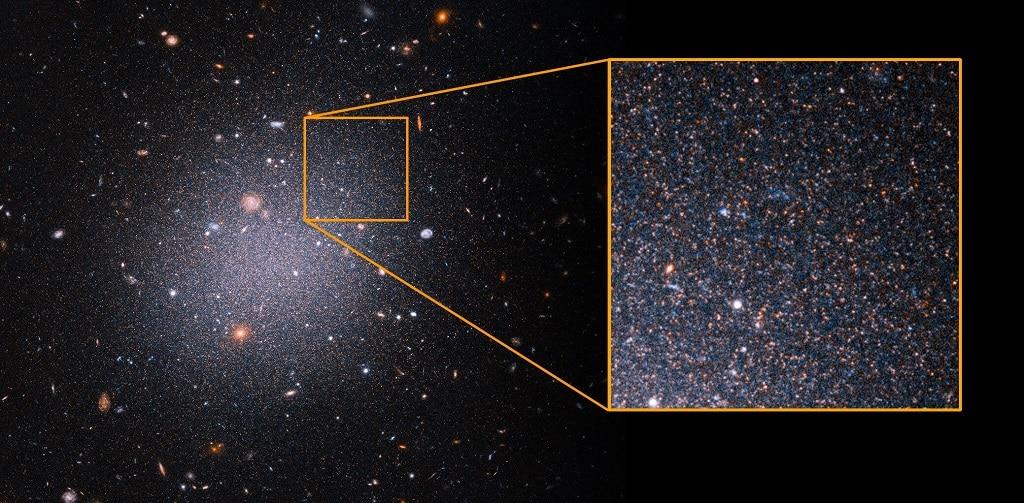 Sotet Anyag Hiany Hubble Galaxis