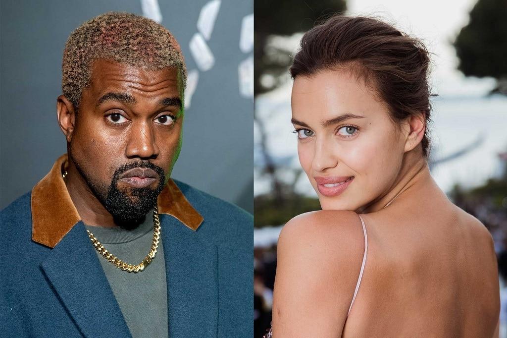 Irina Shayk Kanye West Kapcsolat