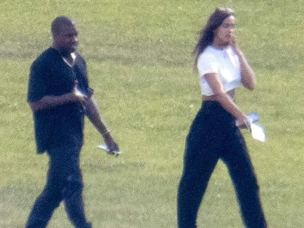 Irina Shayk Kanye West Parizs
