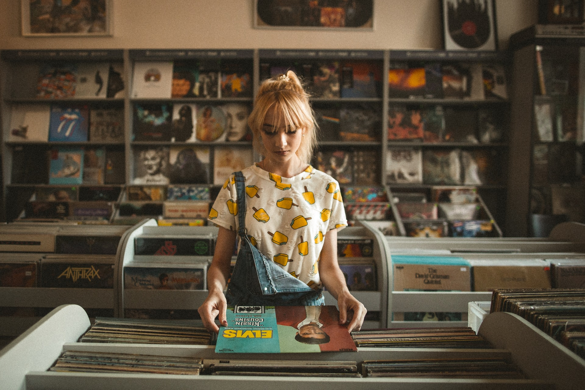 lemezboltok napja record store day rsd 2021