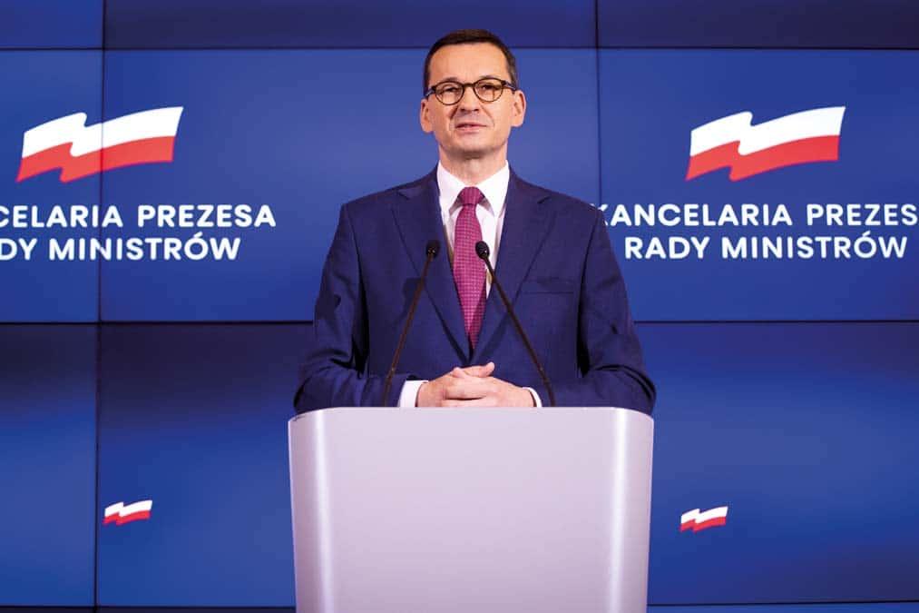 Mateus Morawieczki Europaiunios Jog