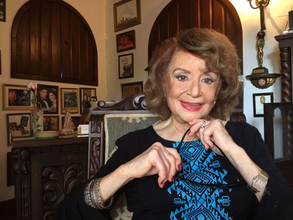 Meghalt Delia Fiallo Teleregeny Szappanopera Esmeralda
