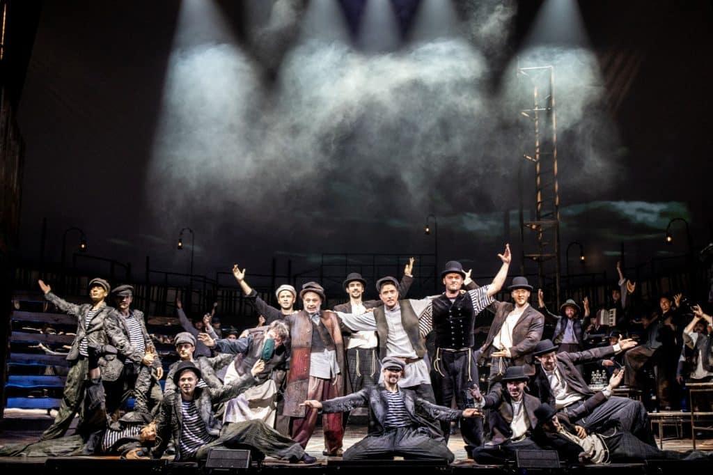 Operettszinhaz Hegedus A Hazteton Musical
