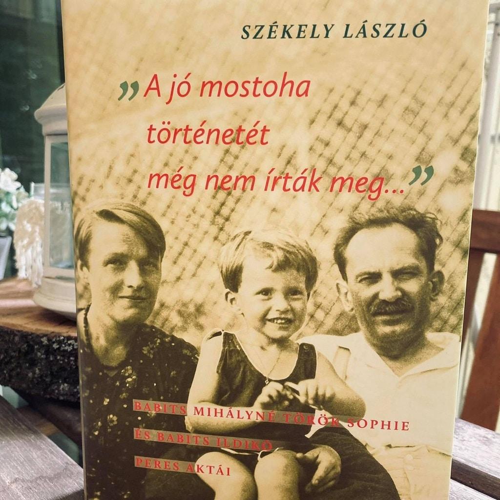 Szekely Laszlo A Jo Mostoha Babits Torok Sophie