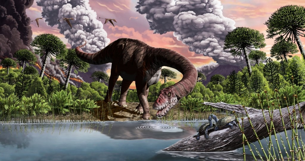 Dinoszauruszok Kihalas