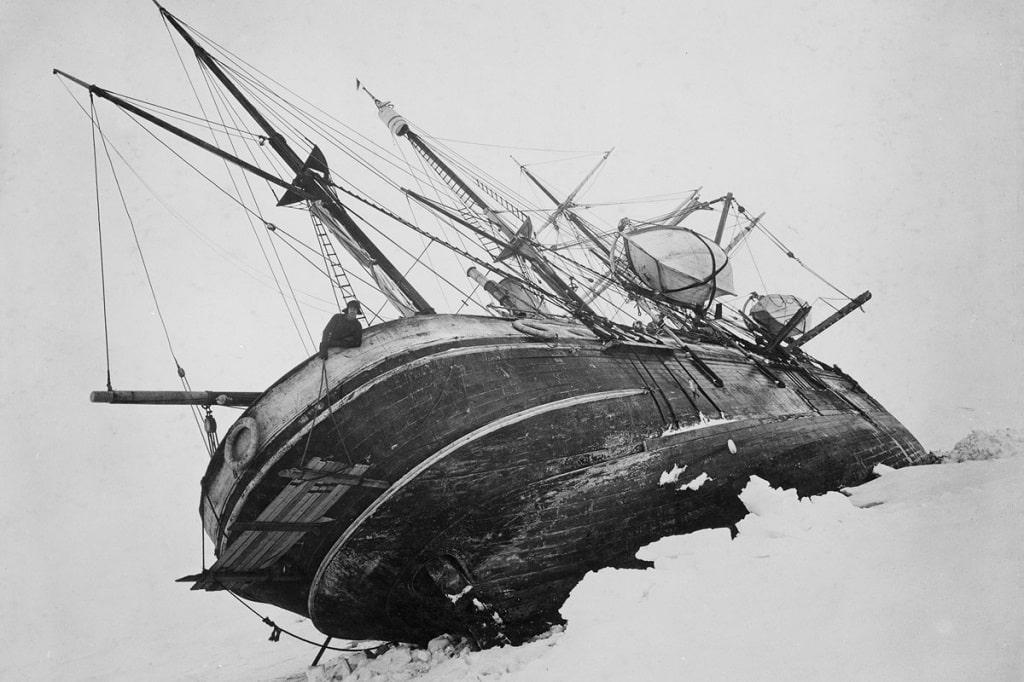 Ernest Shackleton Endurance Expedicio