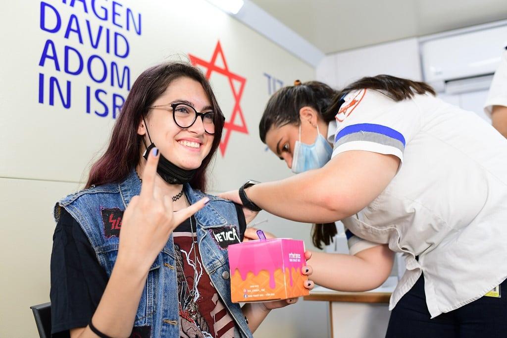 Izrael Oltas Delta Varians
