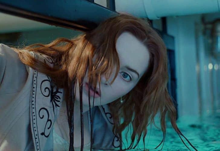 Filmjelenetek Improvizacio Kate Winslet Titanic
