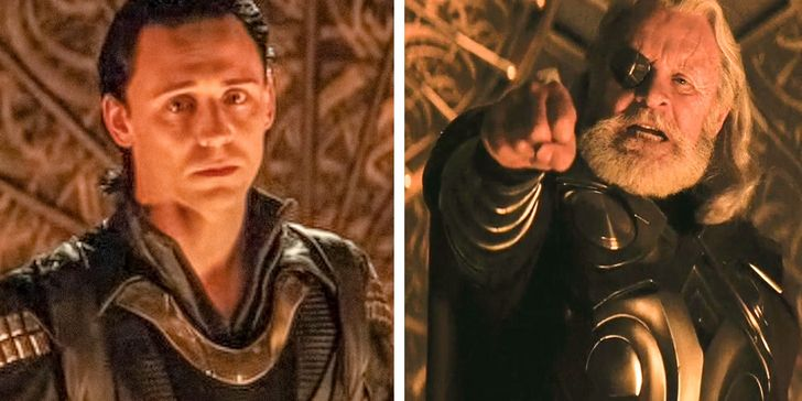 Filmjelenetek Improvizacio Tom Hiddleston Thor