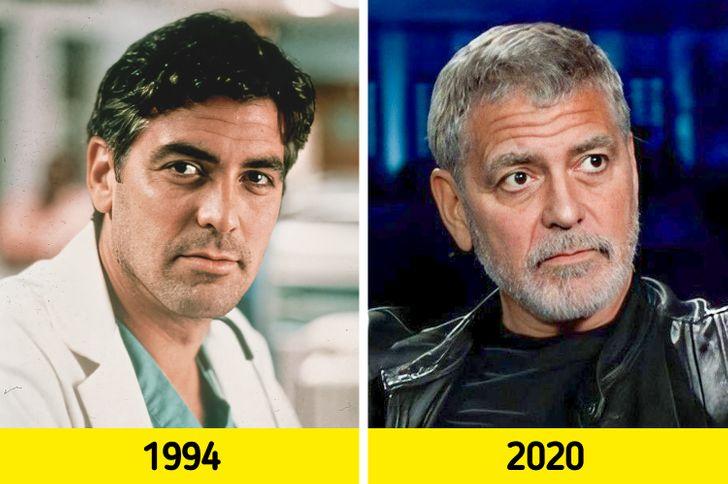 Hatvan Eves Hiressegek 2021 George Clooney