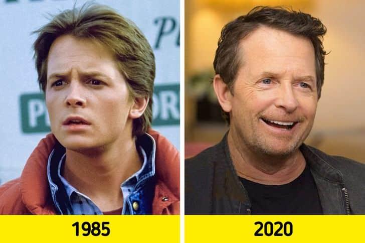 Hatvan Eves Hiressegek 2021 Michael J Fox