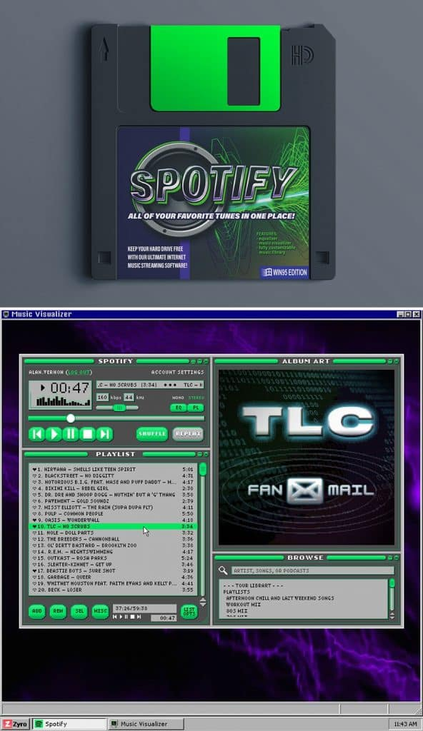 Mai Weboldalak 90Es Evek Dizajn 2