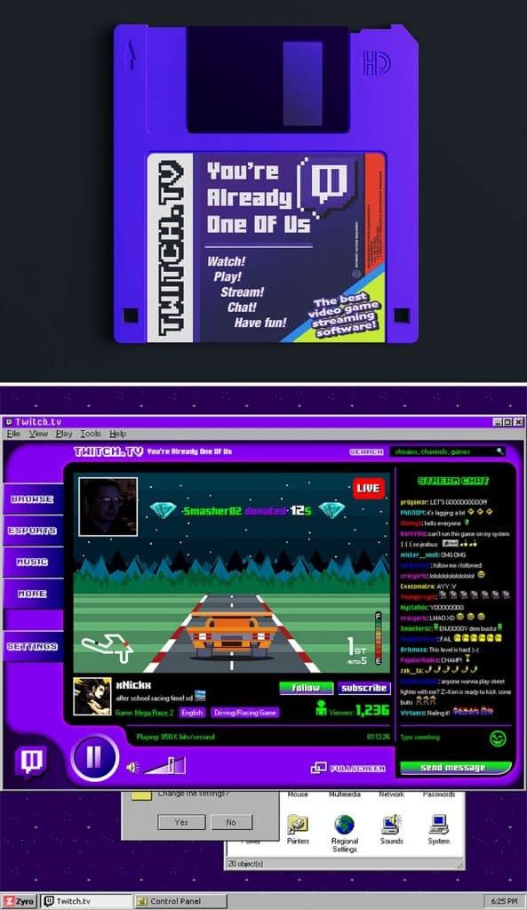 Mai Weboldalak 90Es Evek Dizajn 5