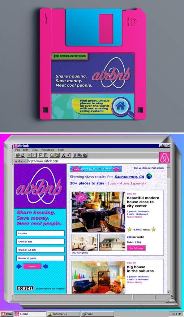 Mai Weboldalak 90Es Evek Dizajn 6