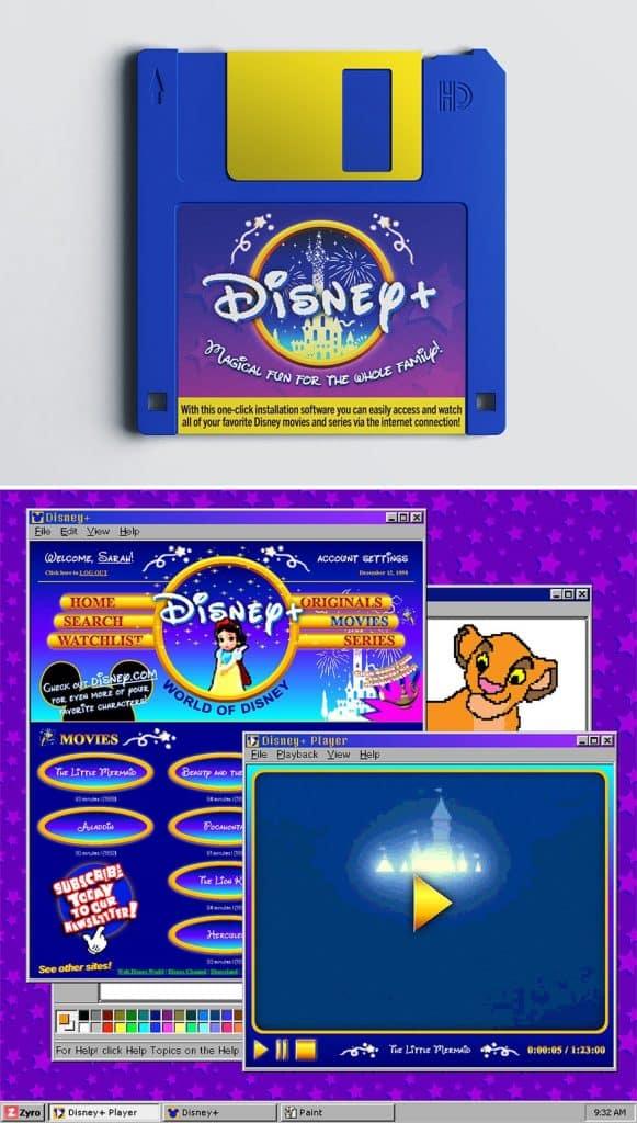 Mai Weboldalak 90Es Evek Dizajn 8