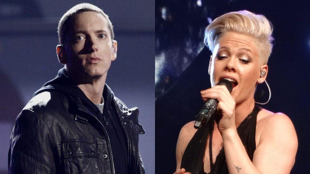 Eminem Pink Revenge Kollaboracio