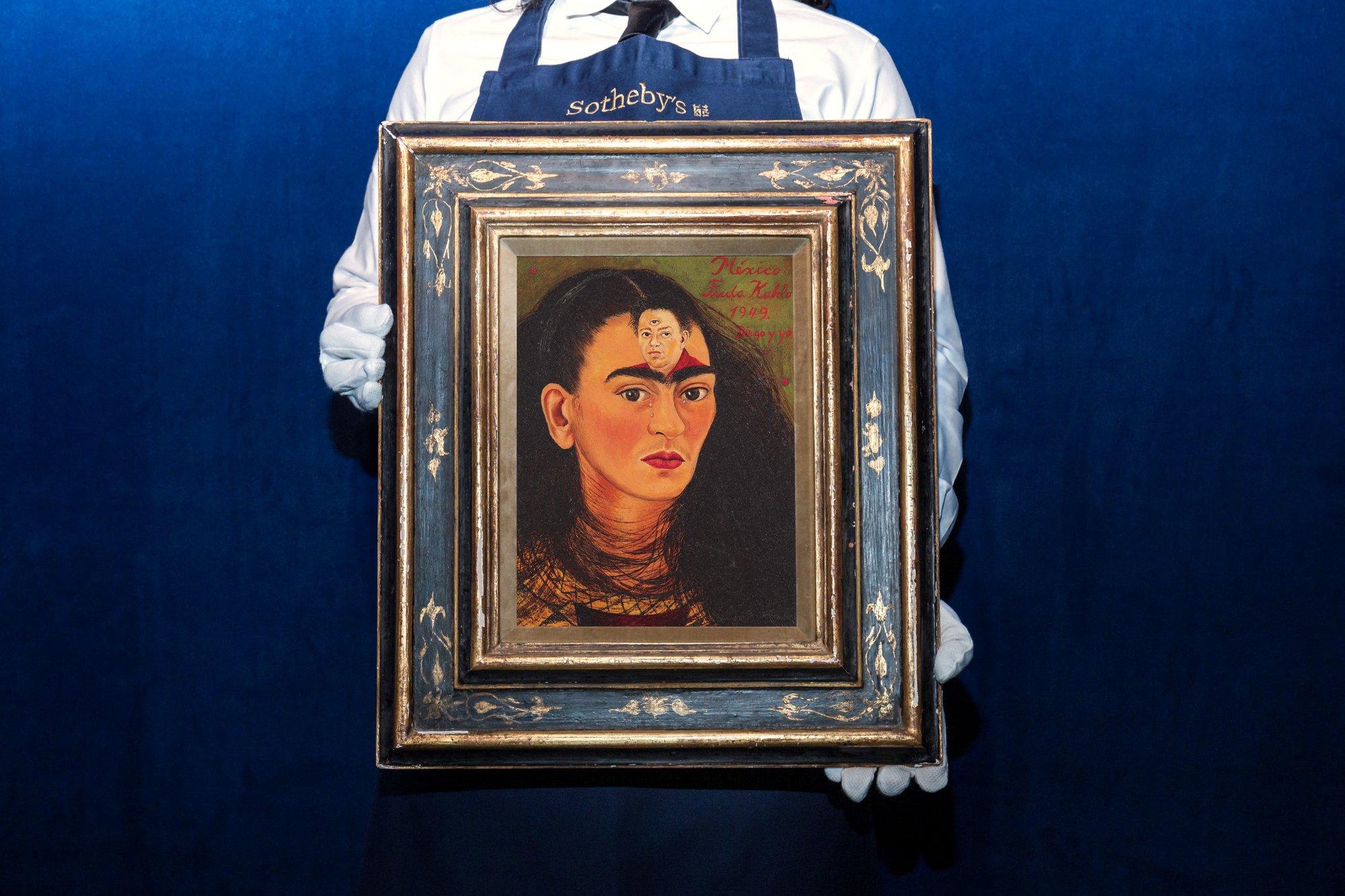 Frida Kahlo Diego Es En Festmeny