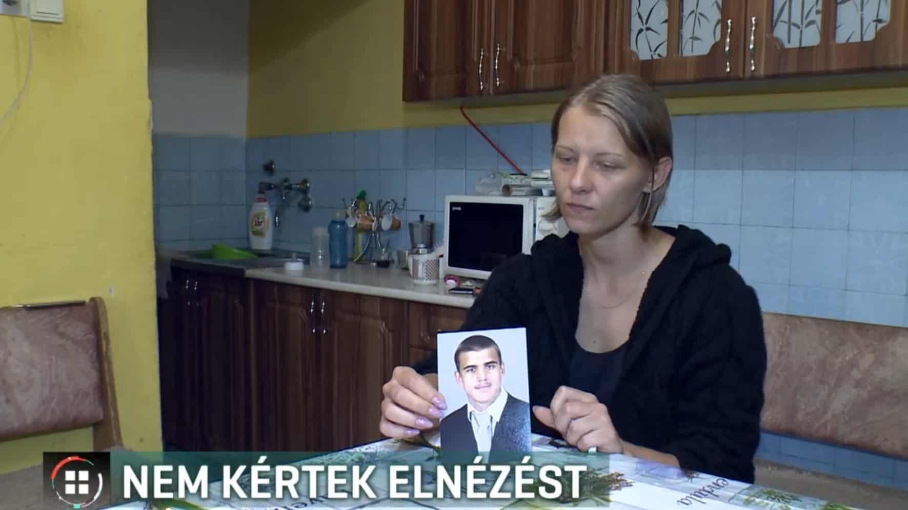 Tisza Gabor Vaja Anyja Lovas Edina Ongyilkossag