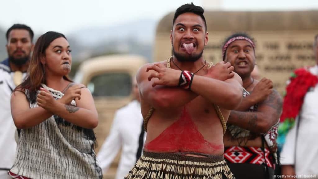 Uj Zeland Atnevezes Maori