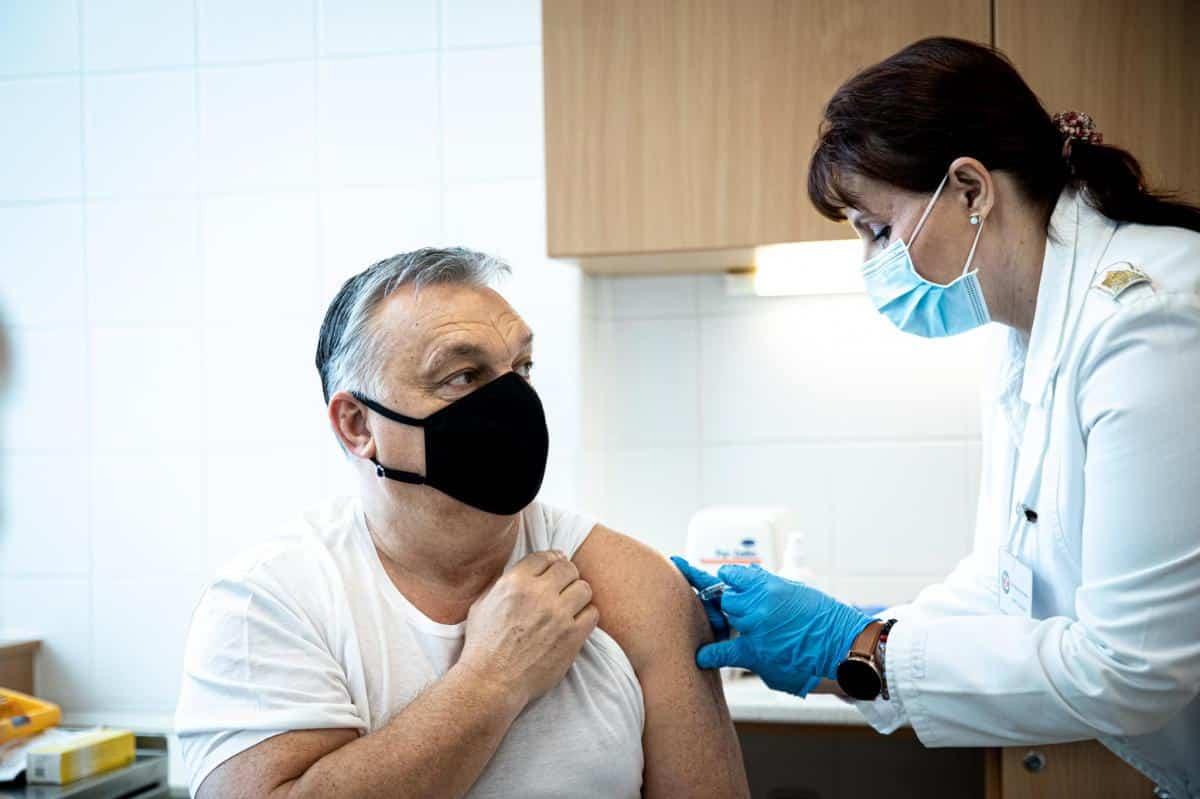 orban viktor koronavirus vakcina